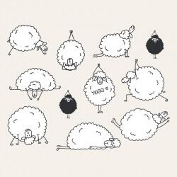 Transfert à sec - Mouton &...