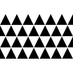 Pochoir Triangles Scandivave