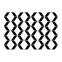 Pochoir Géométrique